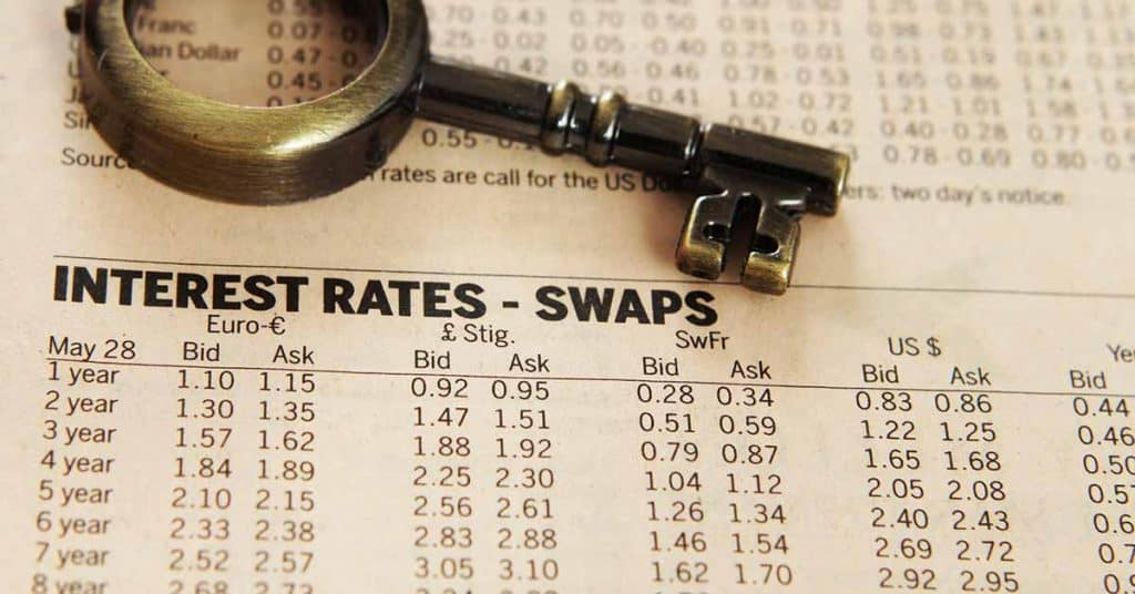 Zavarovanje pred obrestnim tveganjem